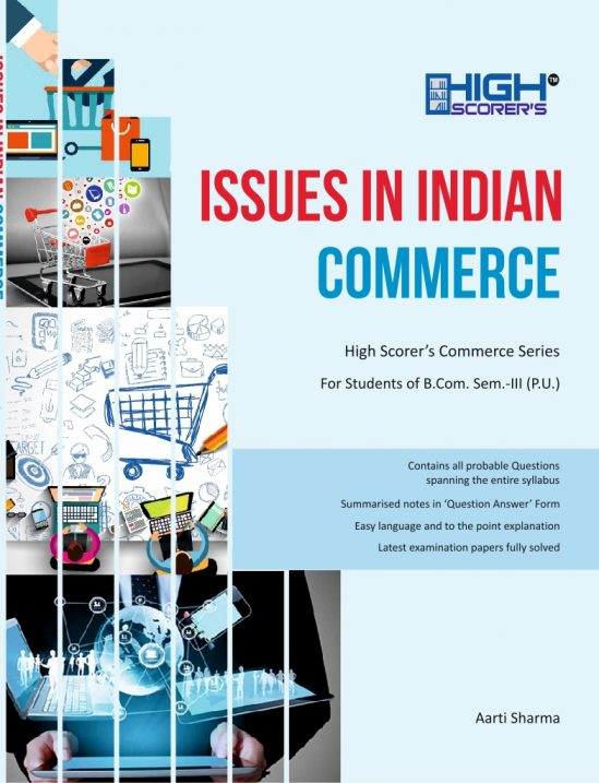 Issues in indian commerce 169