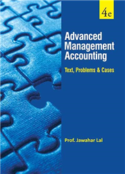 S.Chand ADVANCED MANAGEMENT ACCOUNTING: TEXT, PROBLEMS AND CASES, 4/e Revised Edition 2016 for CA Final May 2017 Exam