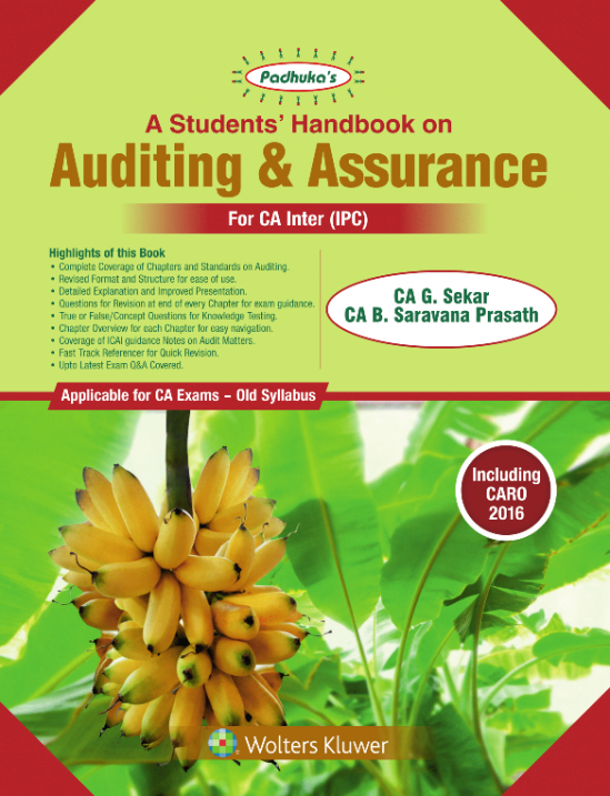 A Students Handbook on Auditing & Assurance_Nov 2018