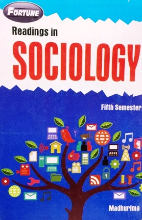 Fortune' Reading in Sociology for B.A- 5th Sem Punjab University 2018 edition (New Academic Publishing) For Dec 2018 Exam