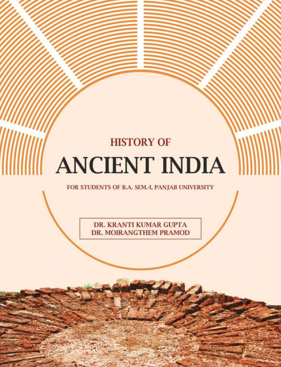 History of Ancient India Sem-I B.A.