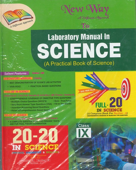 NEW WAY SCIENCE FILE