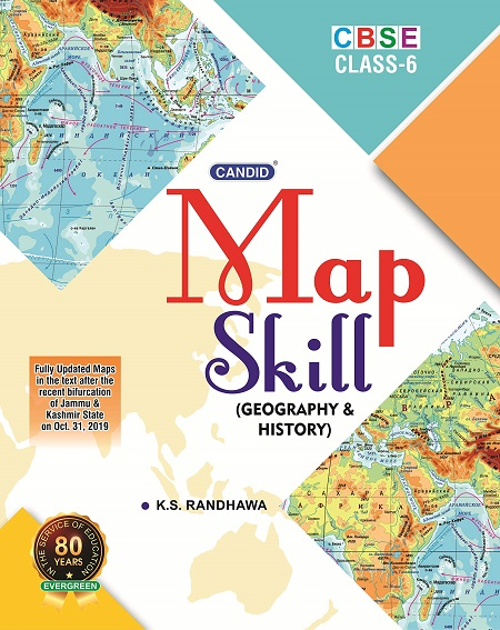 MAP SKILL(HIST GEOGRA) 10TH