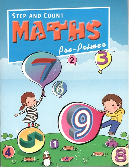 STEP AND COUNT MATHS PRIMER
