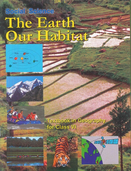 THE EARTH(VI)OUR HABIT(GEOG)(E)