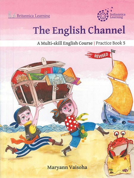 THE ENGLISH CHANNEL PRACTICE BOOK 5