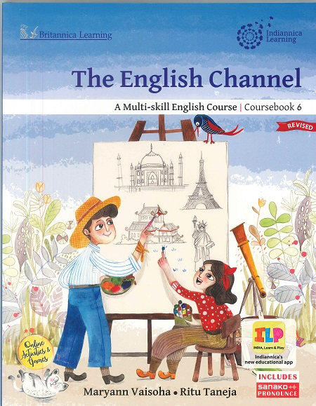 THE ENGLISH CHANNEL 6