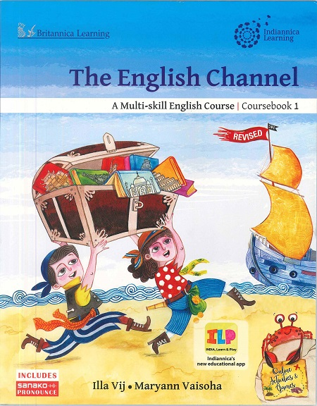 THE ENGLISH CHANNEL COURSEBOOK 1