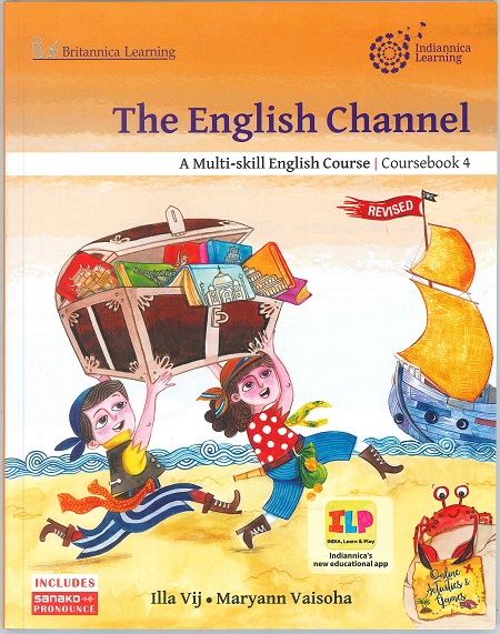 THE ENGLISH CHANNEL 4