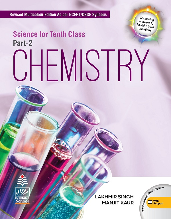 Science for Tenth Class Part 2, Chemistry (S.Chand & Company)