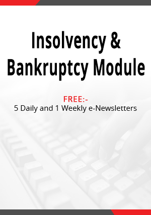 Insolvency & Bankruptcy Module