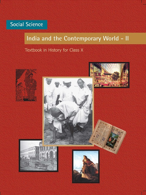 India & Contemporary World II, History X