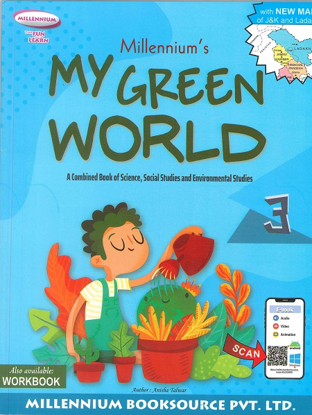 My Green world 3