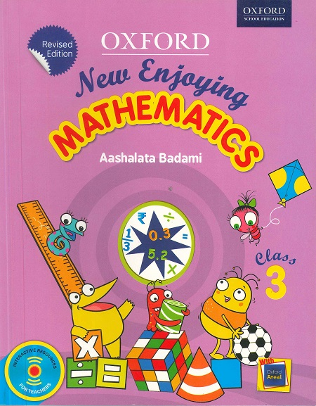 Oxford New Enjoying Mathematics 3