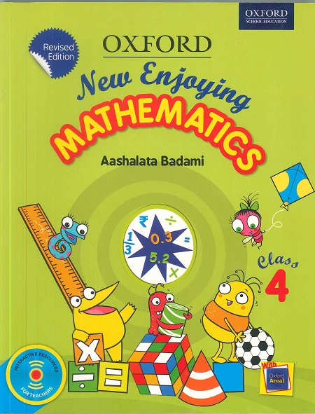 Oxford New Enjoying Mathematics 4