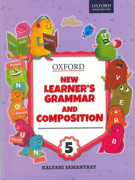 New Learner's Grammar and Composition 5