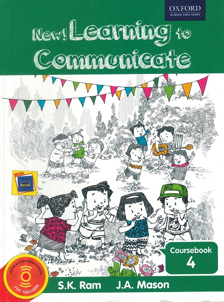 New learning to communicate 4 (Course Book)