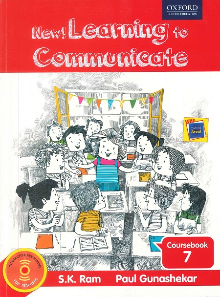 New learning to communicate -7 (Course Book)