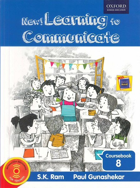 New learning to communicate -8 (Course Book)