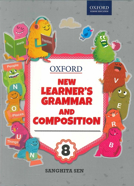 New Learner's Grammar and Compositin -8