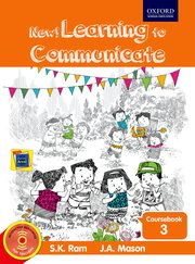 New learning to communicate 3 (Course Book)
