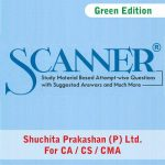 Shuchita  CS Professional Programme Module-III (New Syllabus) Paper 9.2 Capital Commodity and Money Market Solved Scanner   (Shuchita Prakashan) for May June 2020 ATTEMPT