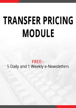 Transfer Pricing Module A updated, authentic and comprehensive platform for research in Transfer Pricing