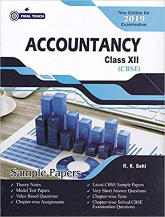 Final Touch Accountancy for XII (CBSE) by R.K
