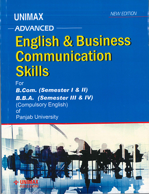 English & Business Communication Skills B.com. Sem. 1 & 2, B.B.A. Sem. 3 & 4, Compulsory English (P