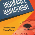 Insurance Management For M.Com 3rd Sem. By Monika Mittal & Reena Matta Edition 2020
