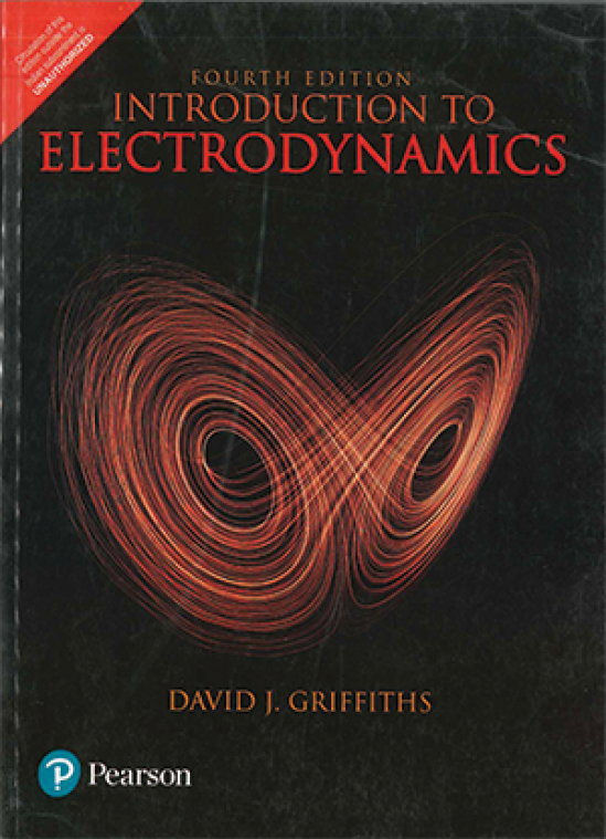 Introduction to Electrodynamics 4th Edition by David J