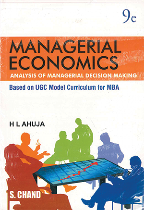 Managerial Economics Analysis of Managerial Decision Making 9th Edition by H.L