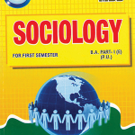 Sociology B.A Part 1 (P.U.) for 1st Sem. By Dinesh Gakhar Edition 2020