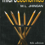 Microeconomics for 8th Edition by M.L. Jhingan