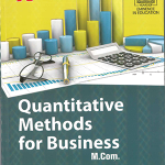 Quantitative Methods for Business for M.Com. by S.C. Aggarwal & Leena Gupta