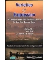 Varities of expression for Bsc semester 1 AND 2