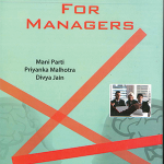Psychology for Managers for B.Com. 1st Sem. (P.U.) by Shashi K. Gupta & Rosy Joshi, Edition 2020