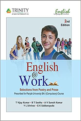 English @ work for Ba semester 1 and 2