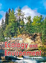 Ecology and Environment 12th Edition by P. D. Sharma for M.Sc.