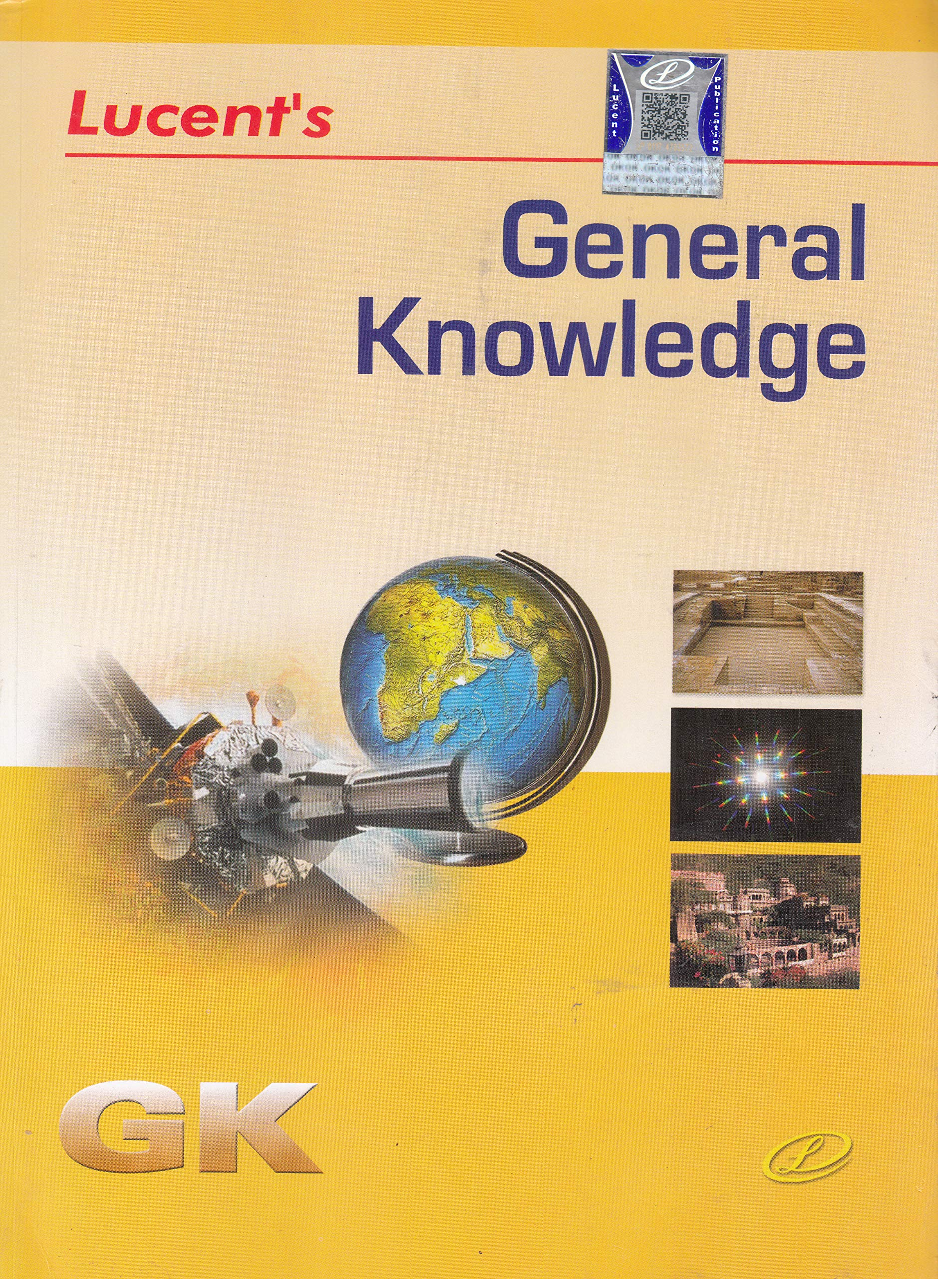 Lucent general knowledge in English for Competitive Examination