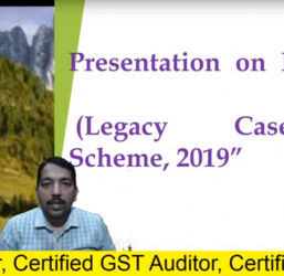 Subscribe to our channel CA Mastan Singh Chambyal for taxation related regular update