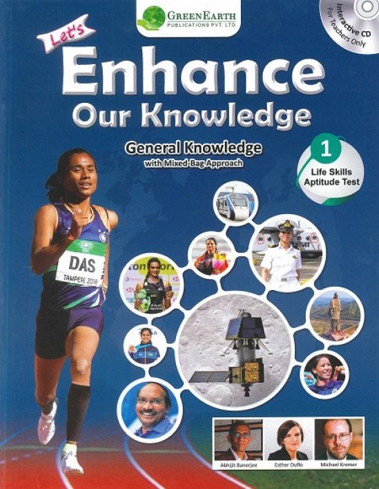 ENHANCE OUR KNOWLEDGE 1                                      1