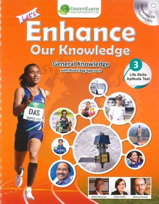 ENHANCE OUR KNOWLEDGE 3                                      1