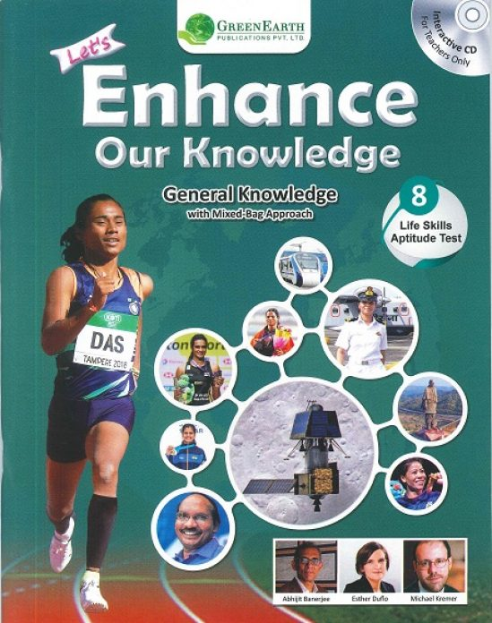 ENHANCE OUR KNOWLEDGE 8                                      1
