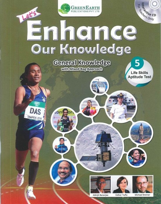 ENHANCE OUR KNOWLEDGE 5                                      1