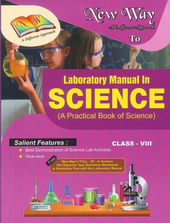 NEW WAY SCIENCE FILE 8                                       1