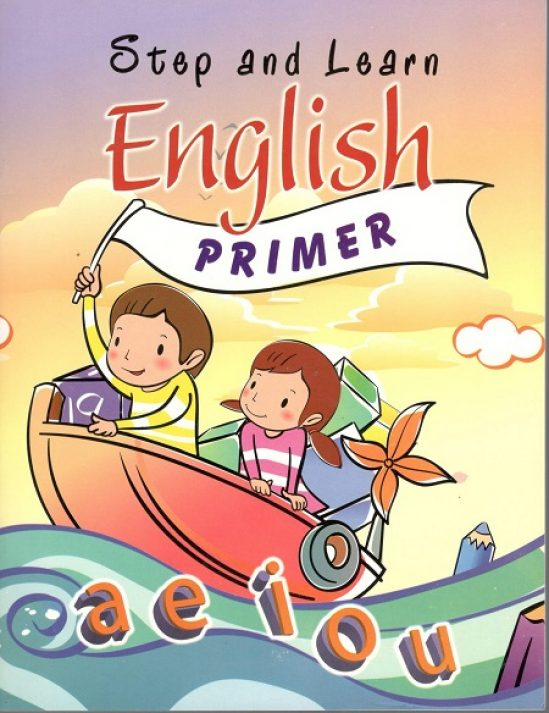 STEP AND LEARN ENGLISH PRIMER                                1