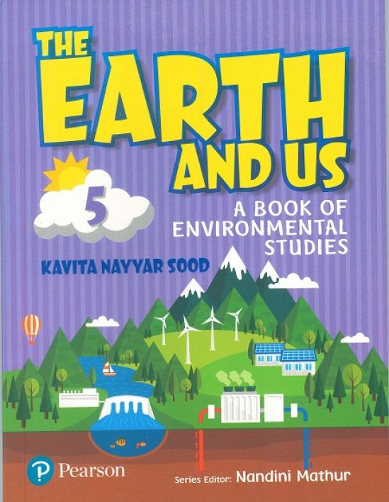 THE EARTH AND US 5                                               1