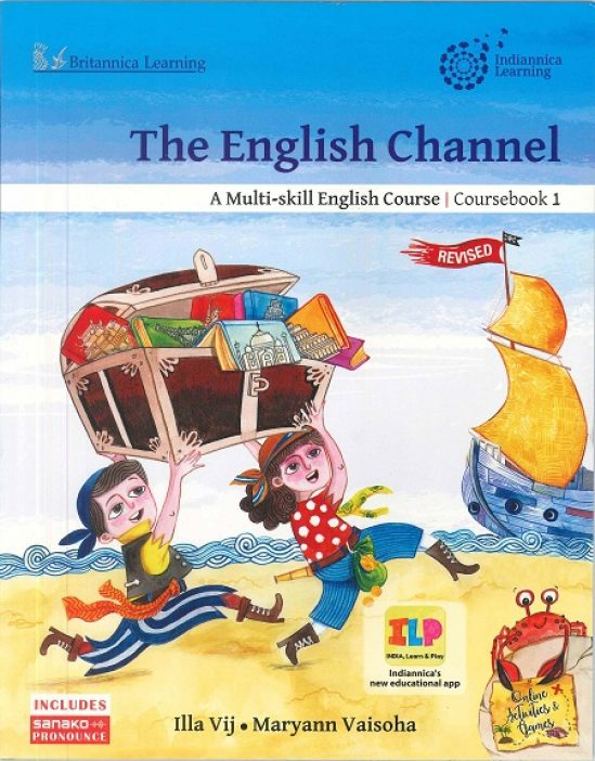 THE ENGLISH CHANNEL COURSEBOOK 1                             1