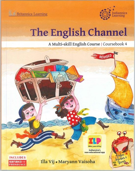 THE ENGLISH CHANNEL 4                                        1
